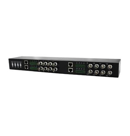 Dahua PFM809 16kanálový HDCVI pasivní video převodník