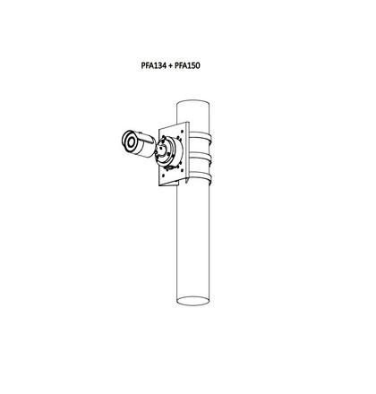 Dahua IPC-HFW1230SP-0280B IP kompaktní kamera