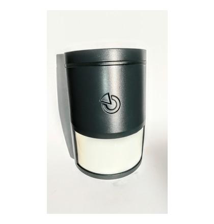 Sběrnicový PIR detektor pohybu - ECO-Antracit