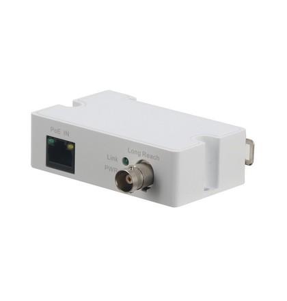 Dahua LR1002-1EC IP+PoE over coax přijímač-aktivní převodník