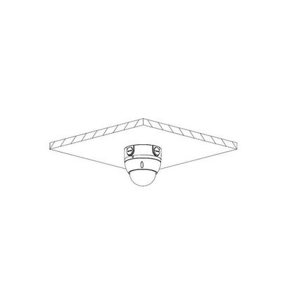 Dahua HAC-HDBW1200EP-0280B-S3A 2 Mpx dome HDCVI kamera