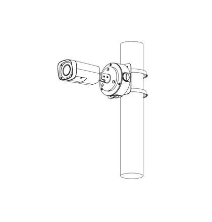 Dahua IPC-HFW2231RP-ZS-IRE6 2 Mpx kompaktní IP kamera